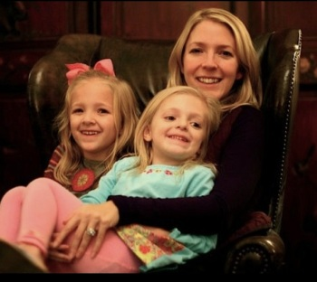 Anna, Carley and Sarah Small