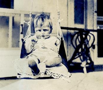 Carleton Billups circa 1914