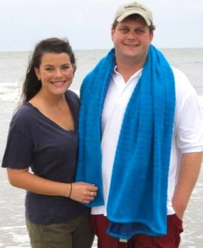 Carolyn and Grant Clark 2011