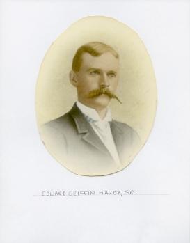 Edward Griffin Hardy, Sr