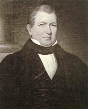 Jeptha Vining Harris, the great-grandfather of the Four Brothers who moved to Lowndes County