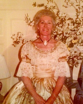 Ethel Whitaker, mother of Tom and Robin