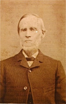 Grandfather Hardy, as identified in Lenore Hardy Billup's album