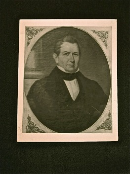Jeptha Vining Harris, class of 1804 Univ of Ga. He was on Brd of Trustees for 20 years, and was in the first class to graduate. His three brothers were all in the Georgia legislature at the same time.