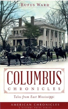 Rufus' Columbus Chronicles book jacket