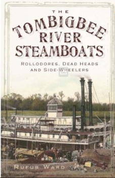 Rufus' Tombigbee River Steamboats jacket