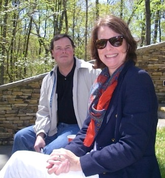 Sarah and Ted Webb