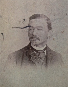 Uncle Lewis Guion, who lived in New Orleans