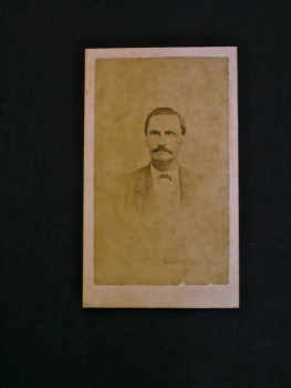 Charles Betts Hardy, brother of Dr. Cornelius Hardy