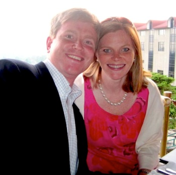 Ward Mc Bee and his sister, Sykes Mc Bee Zimmerman 2010